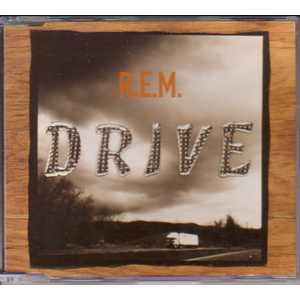 R.E.M. - Drive 3-track Jewel Case
