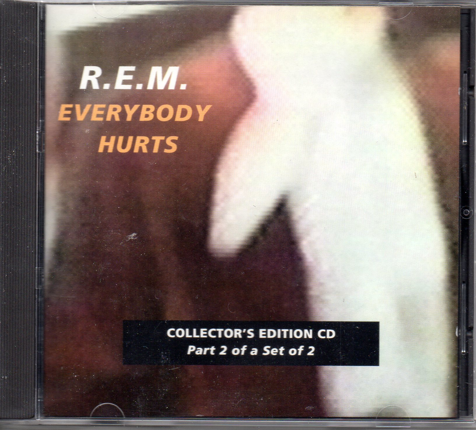 R.E.M. - Everybody Hurts Collector's Edition 3-track Jewel Case