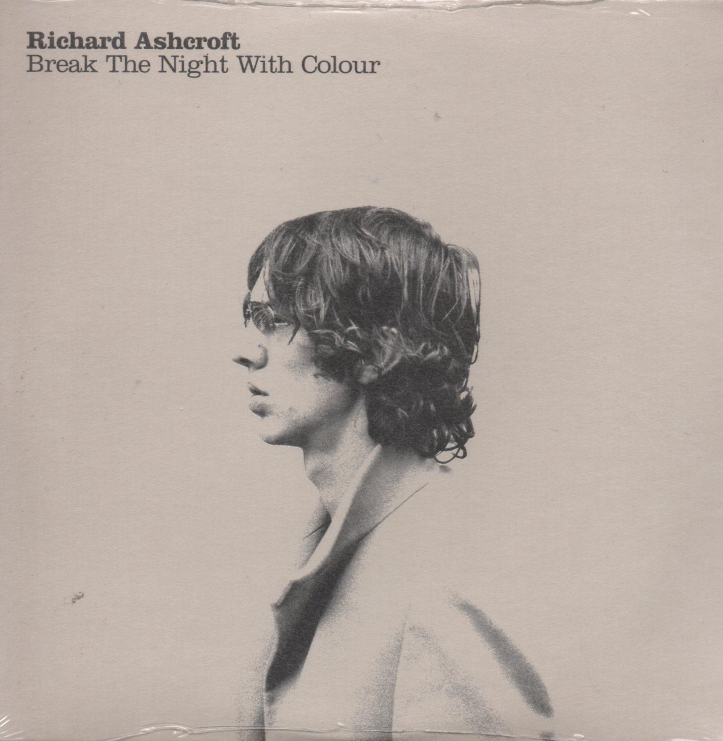 RICHARD ASHCROFT - Break The Night With Colour UK Promo CD single (CD5 / 5'') - CD single