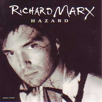 Richard MARX - Hazard Promo Us 2-track