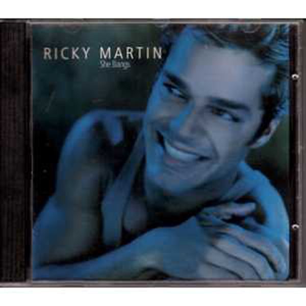 Ricky MARTIN - She Bangs 2000 Us Advance Promo 4-track Jewel Case
