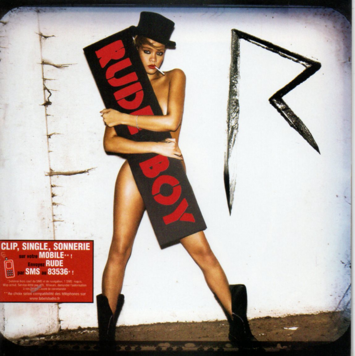 RIHANNA - Rude boy 2-track CARD SLEEVE - CD single