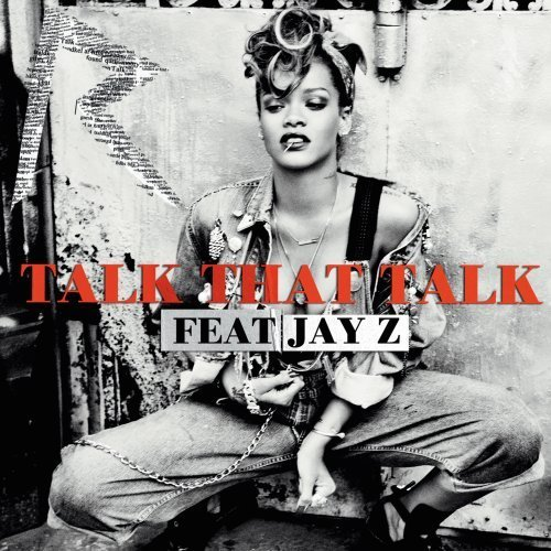 RIHANNA FEAT JAY-Z - Talk talk talk 2-track CARD SLEEVE - CD single