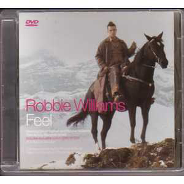 Robbie WILLIAMS - Feel 3 Tracks / Gallery And Video Clip