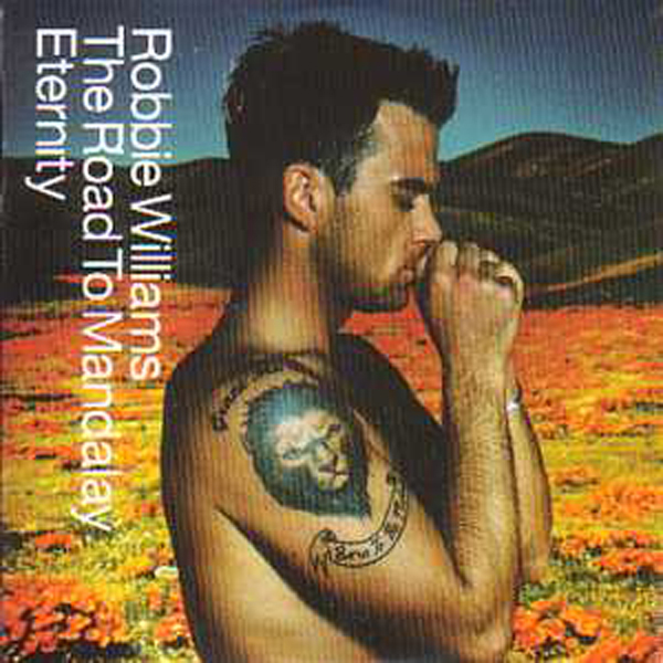 Robbie WILLIAMS - The Road To Mandalay 2-track Card Sleeve