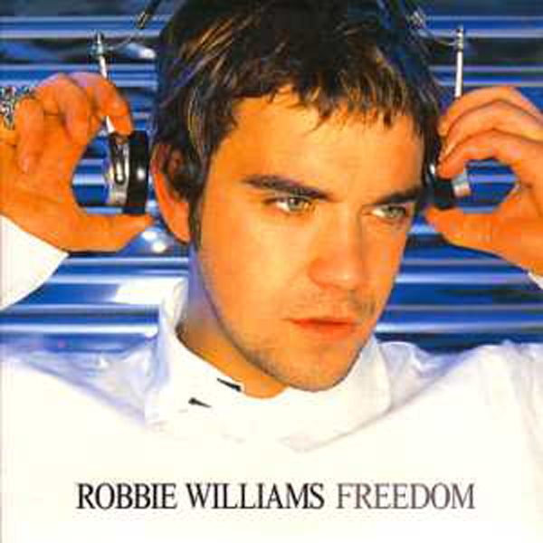 Robbie WILLIAMS - Freedom Card Sleeve 2-track