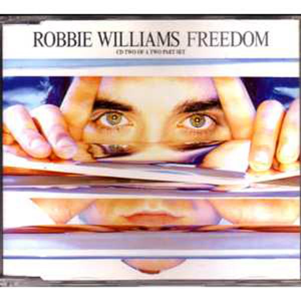 Robbie WILLIAMS - Freedom 4-track Jewel Case