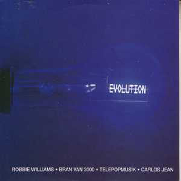 Robbie WILLIAMS - Feel Spanish Promo 4-track 'evolution'