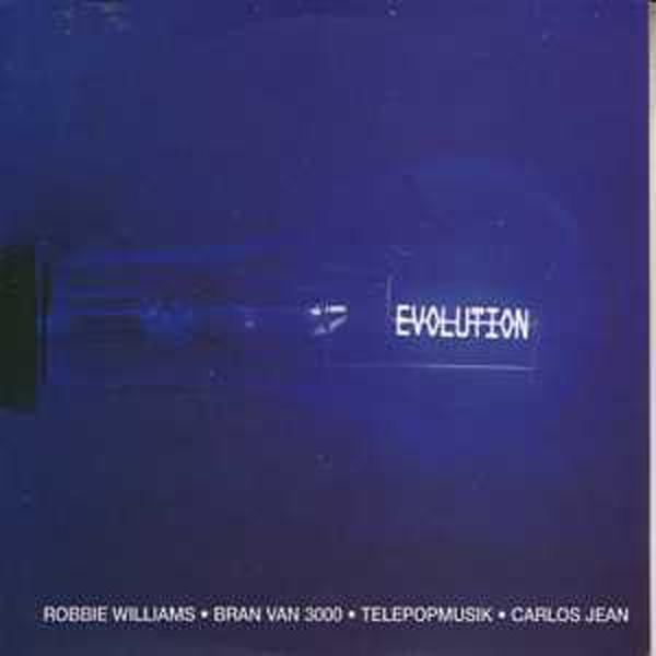 Robbie WILLIAMS - Feel Spanish Promo 4-track 'evolution'