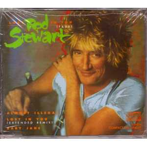 Rod STEWART - Lost In You 3&quot; Cd With Adaptator 4 Tracks
