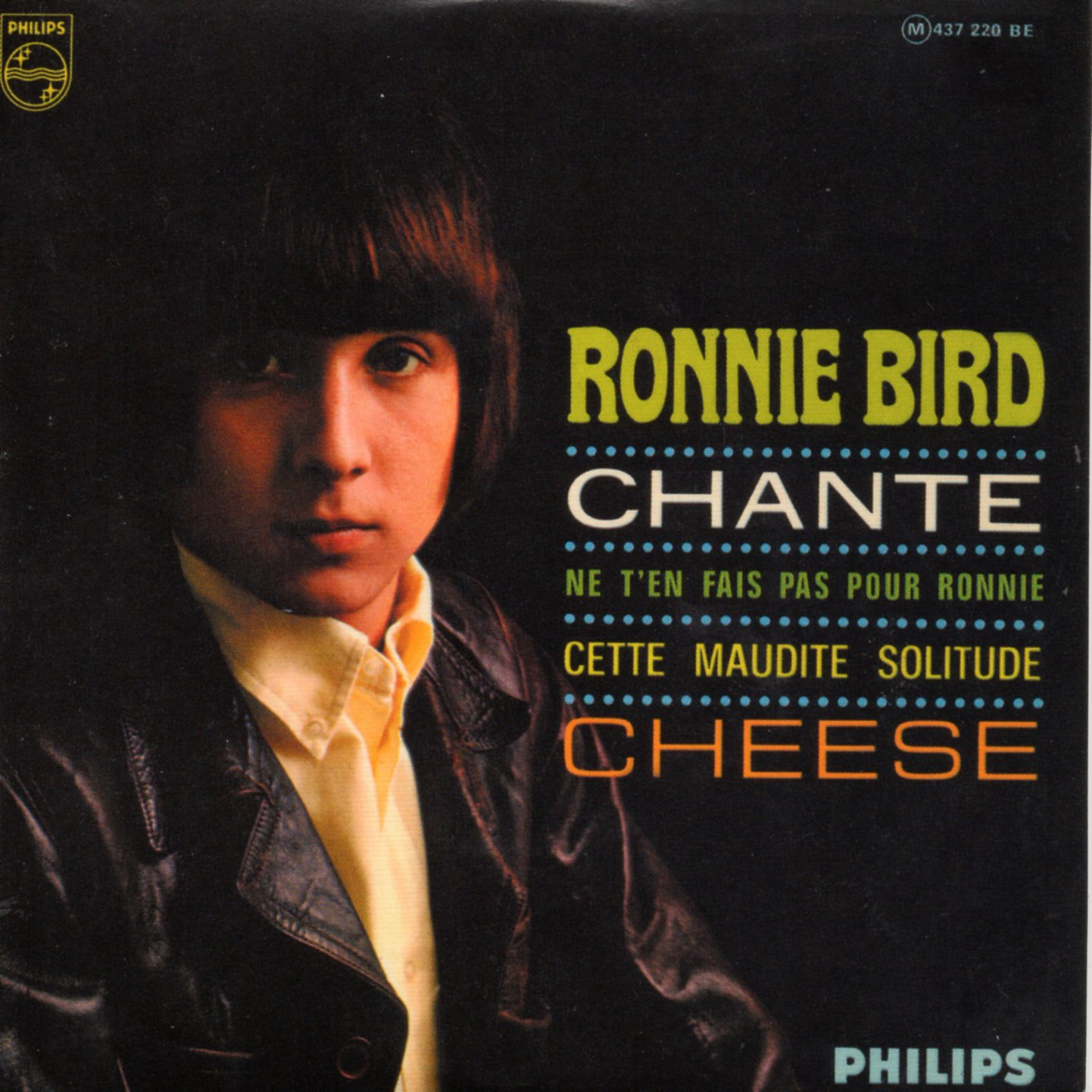 RONNIE BIRD - Chante 4-track CARD SLEEVE - CD single