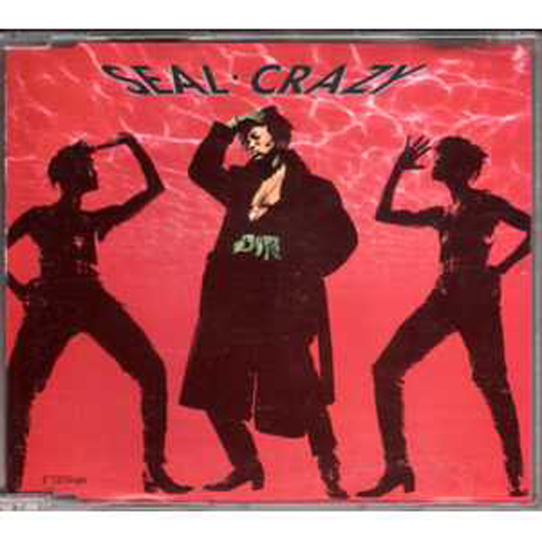 Seal - Crazy 3 Tracks Jewel Case