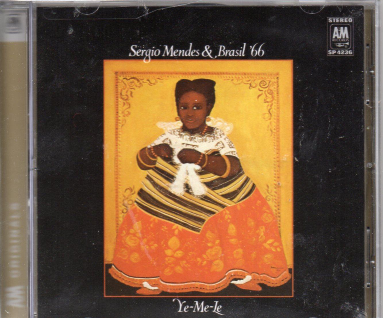 S?RGIO MENDES & BRASIL '66 - Ye-Me-Le - CD