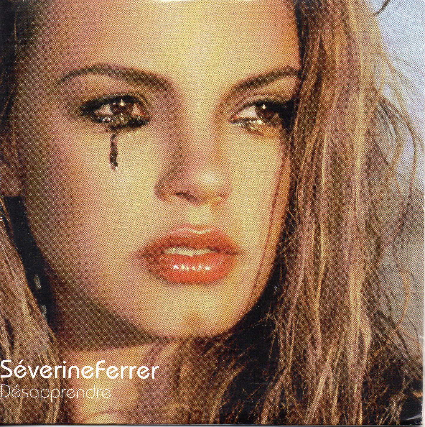 SÉVERINE FERRER - Désapprendre 2-track CARD SLEEVE - CD single