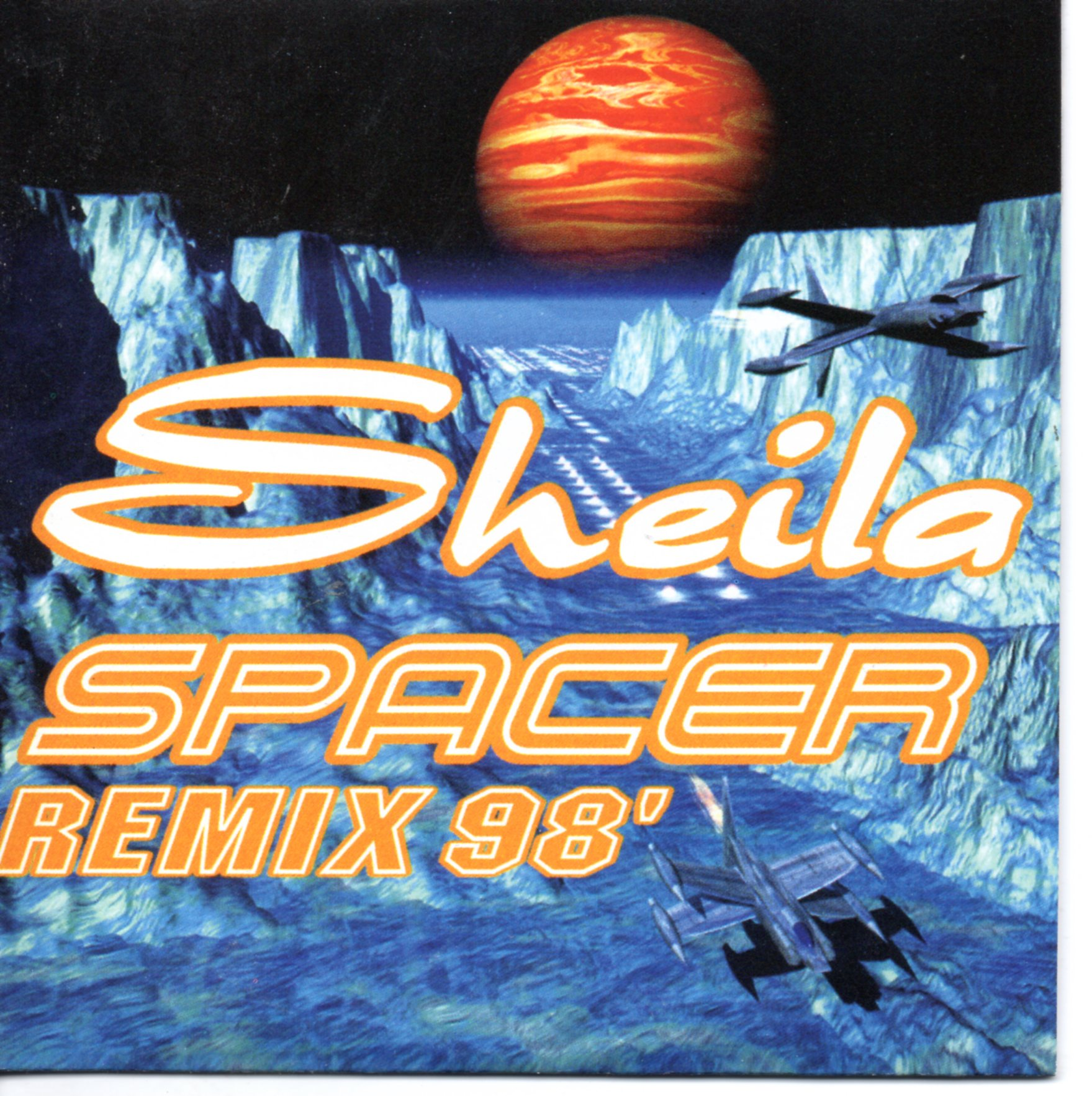 SHEILA B. DEVOTION - CHIC - Spacer 98 3-track CARD SLEEVE - CD single