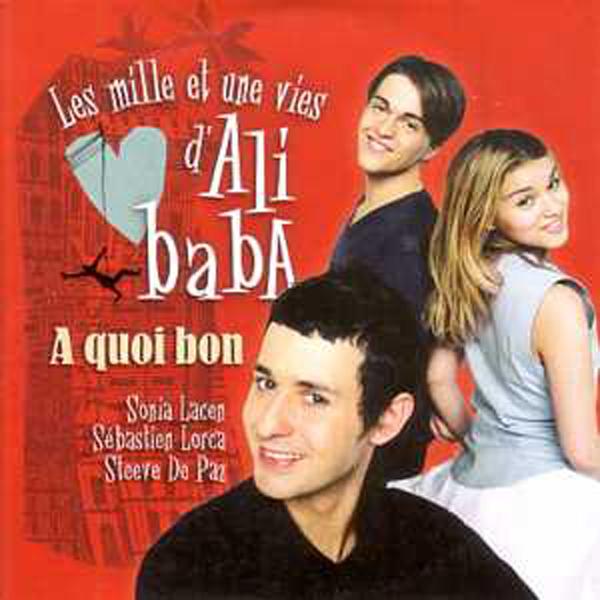 SONIA LACEN & SEBASTIEN LORCA & STEEVE DE PAZ / AL - A quoi bon 2 ...