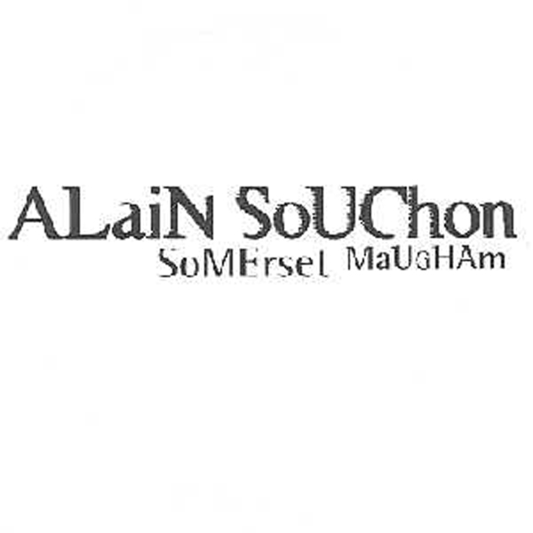 ALAIN SOUCHON - Somerset Maugham Promo 1 Track CARD SLEEVE - CD single