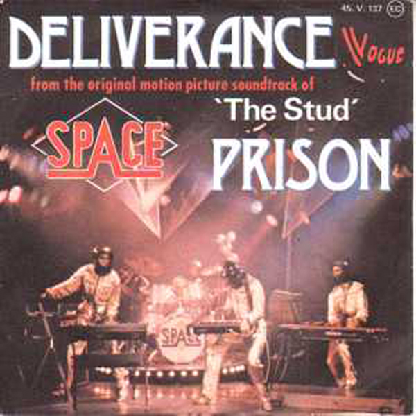SPACE DIDIER MAROUANI & ROMANELLI SOUNDTRACK THE S - Delivrance - 7inch (SP)