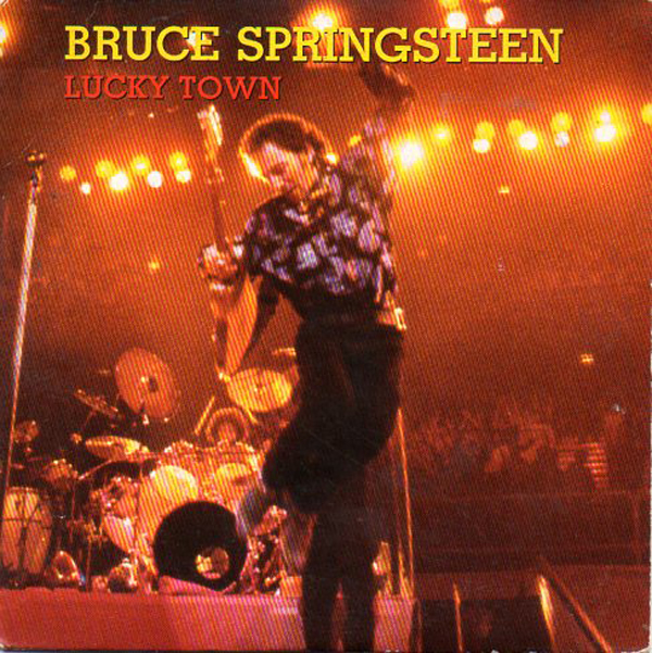Bruce SPRINGSTEEN - Lucky Town 2-track Card Sleeve