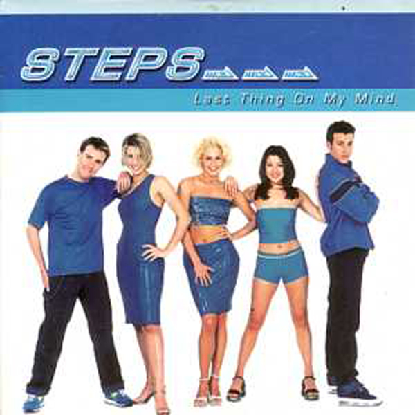 STEPS - Last Thing On My Mind 2-track Card Sleeve