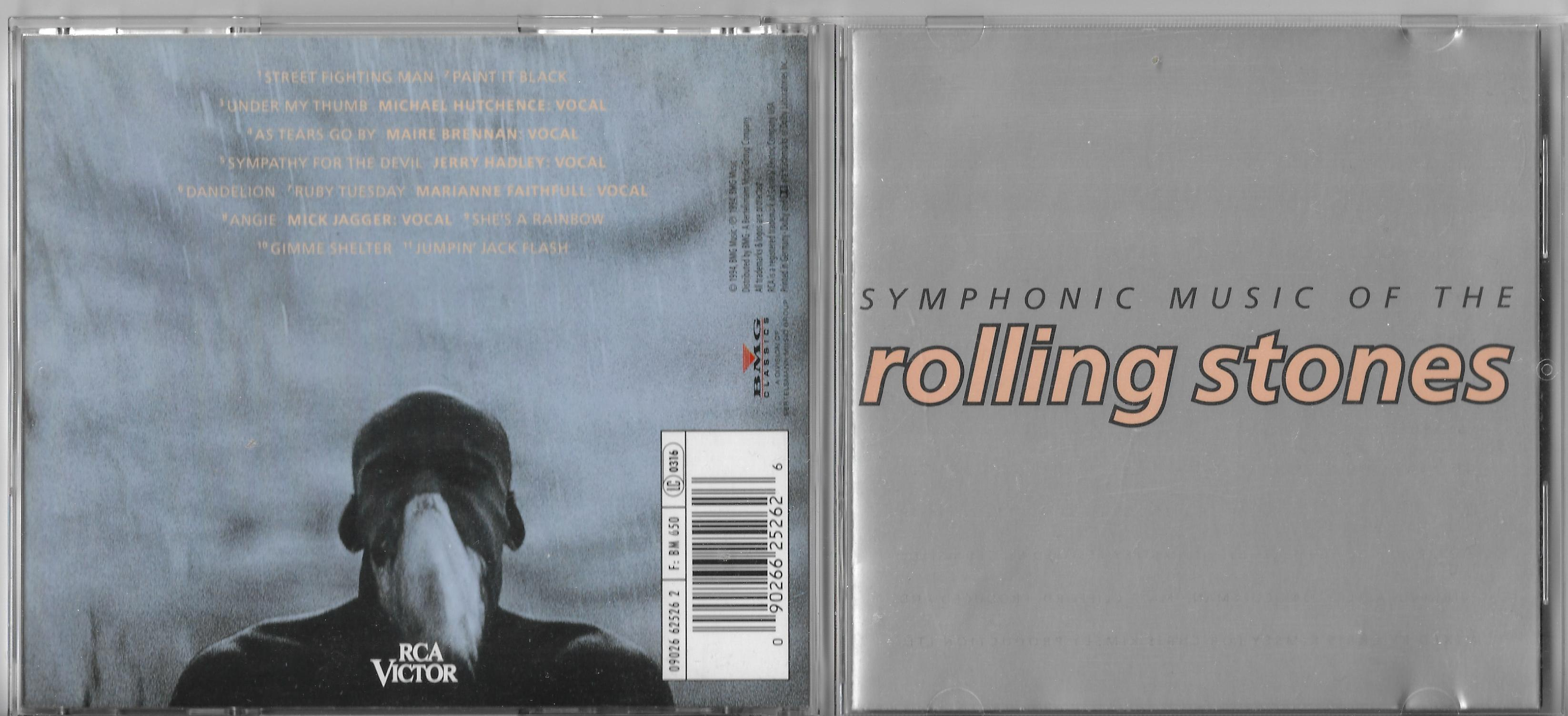 ROLLING STONES - Love Is Strong 6 Remixes Jewel Case