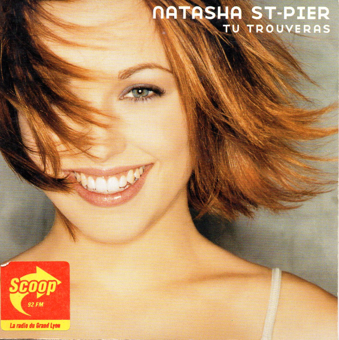 NATASHA ST-PIER & PASCAL OBISPO - Tu trouveras Promo 1-track CARD SLEEVE - CD single