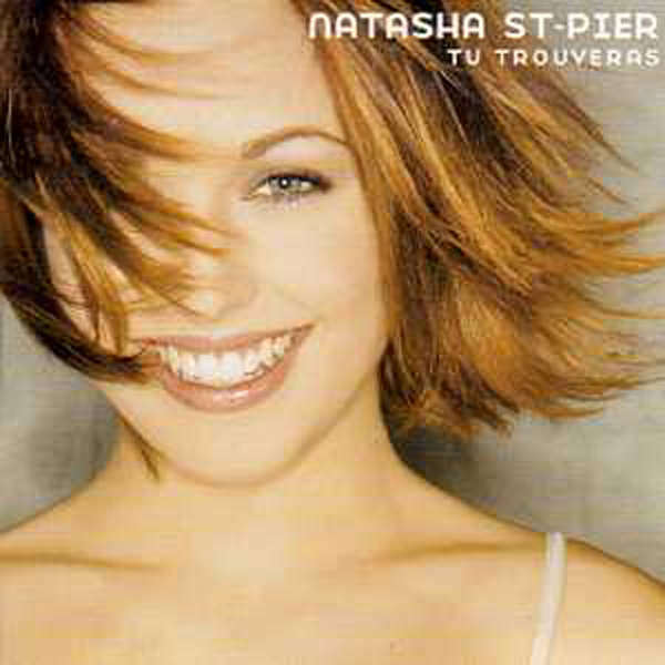 NATASHA ST-PIER & PASCAL OBISPO - Tu trouveras 2 tracks CARD SLEEVE - CD single