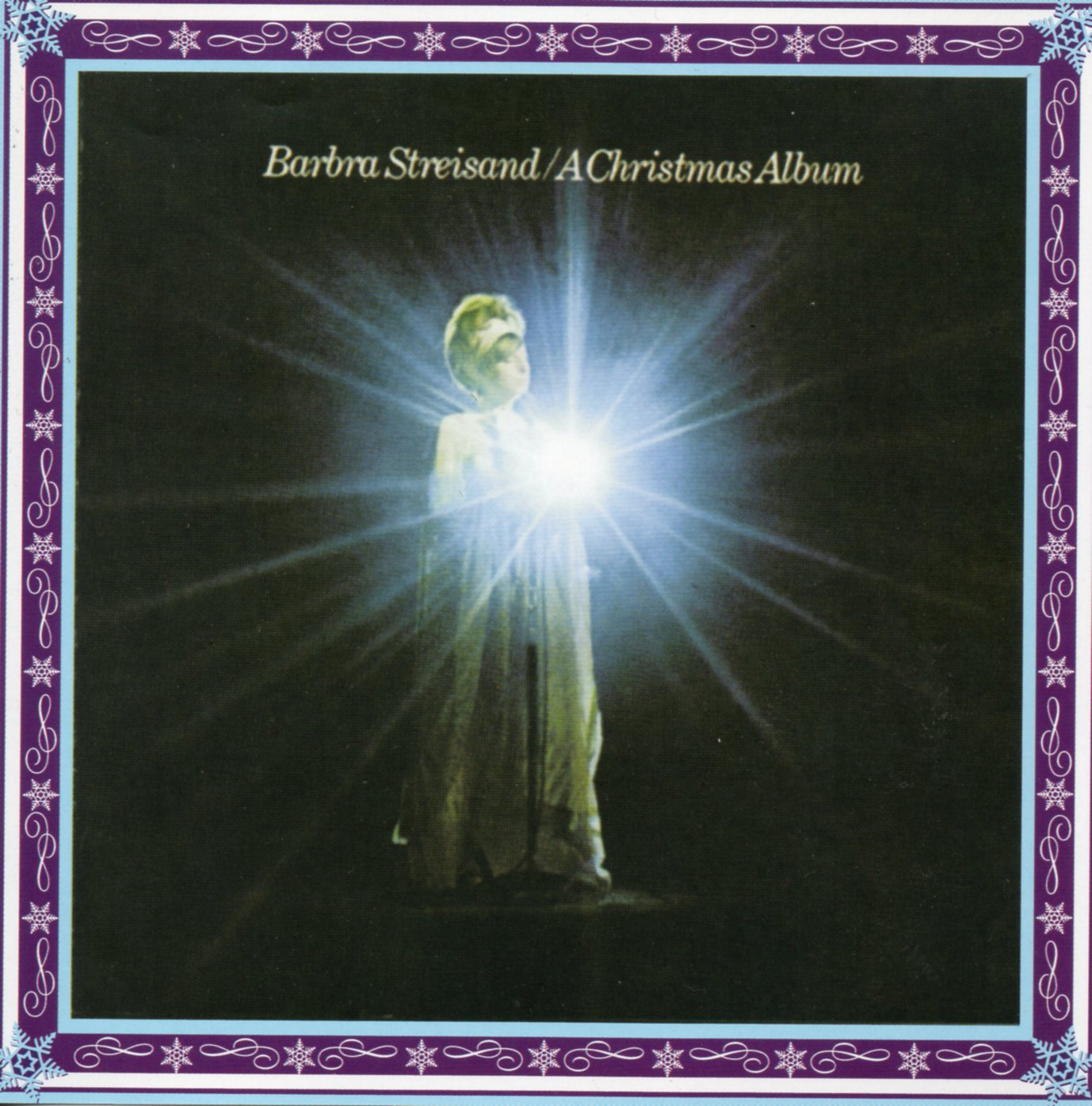 BARBRA STREISAND - A Christmas Album - CD