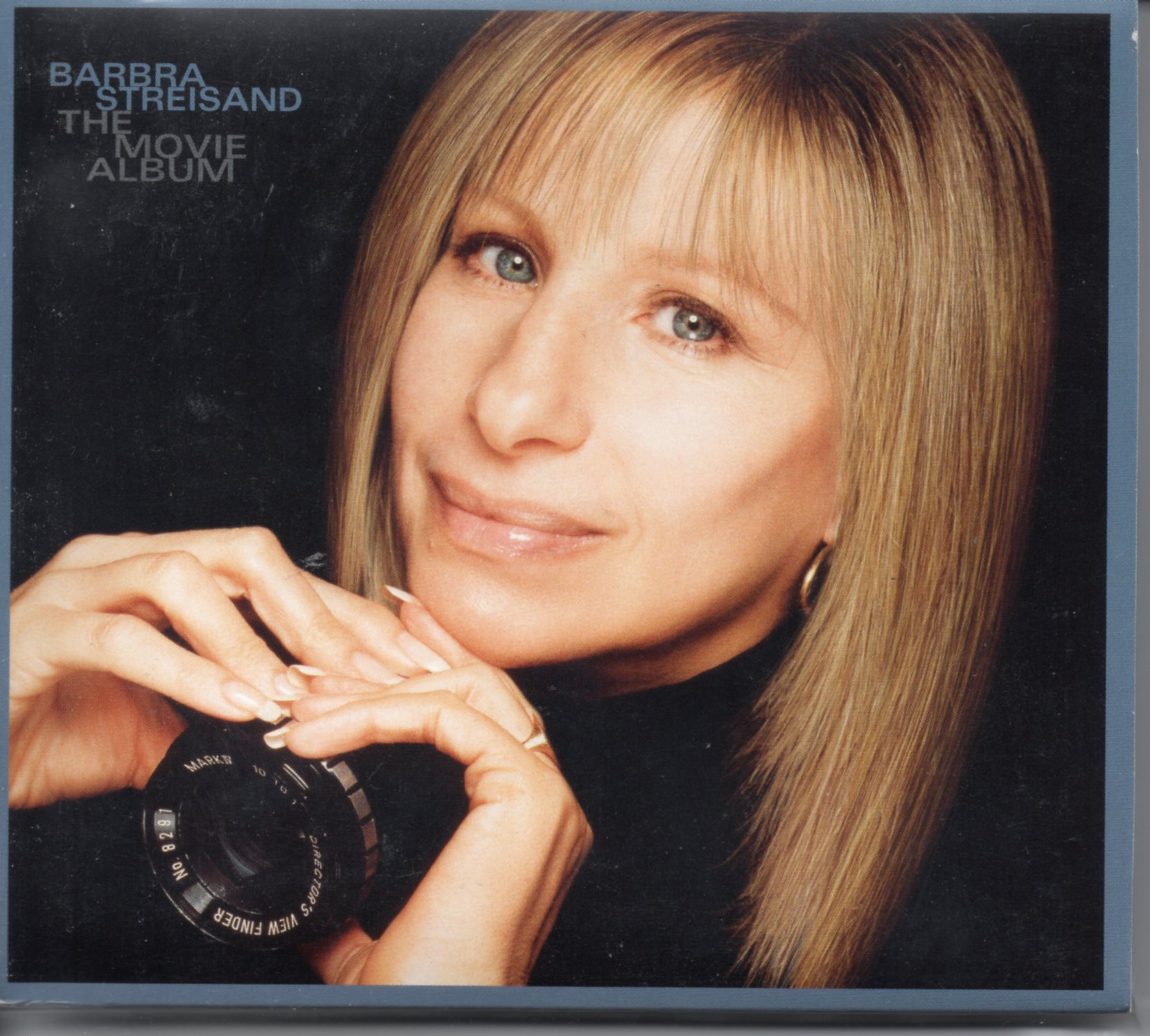 BARBRA STREISAND - The movie Album (CD + DVD) - CD