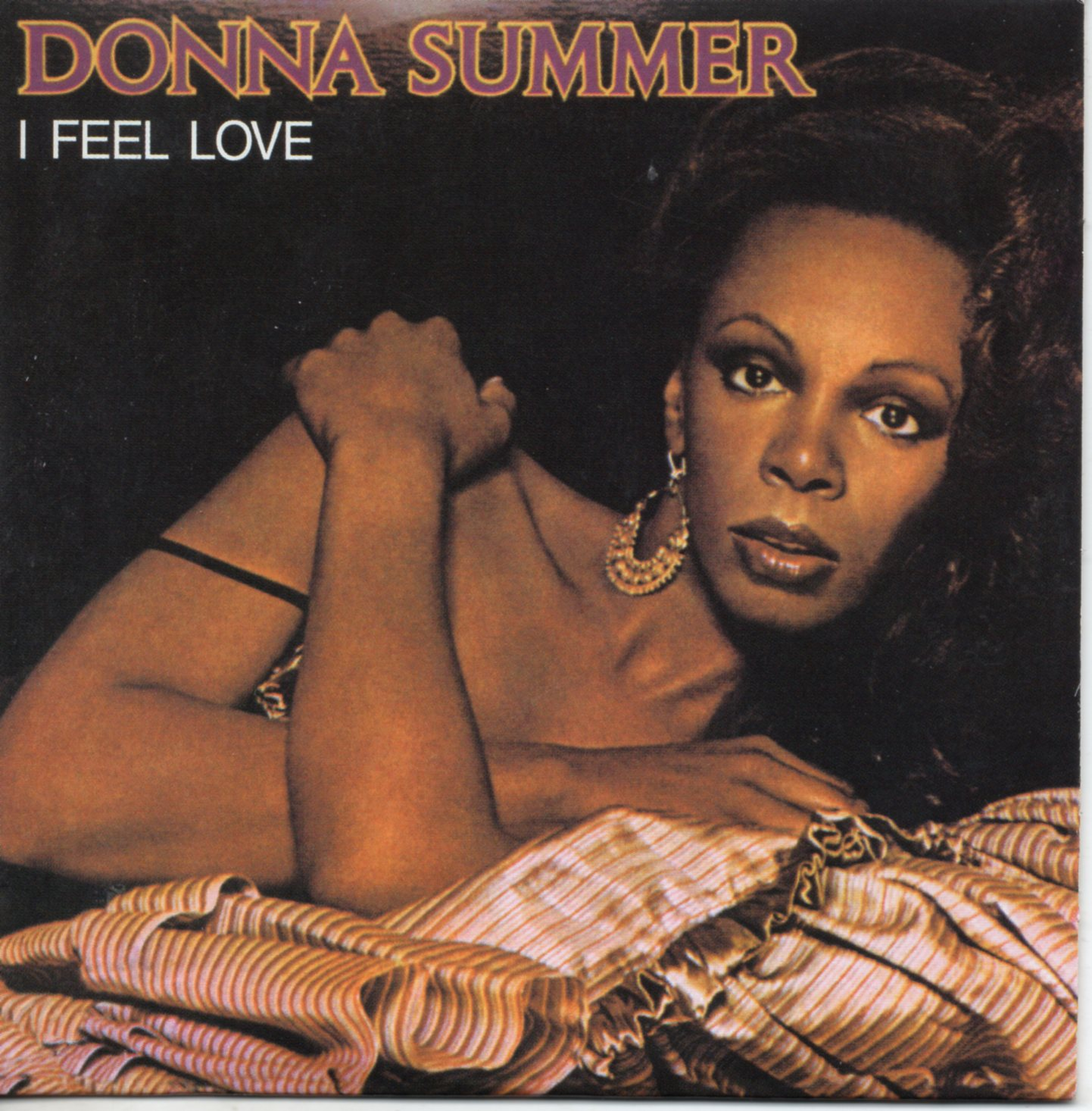 DONNA SUMMER - I feel love - Strictly Ltd numbered edition card sleeve - 70s french Sleeve ! 2-Track - CD single