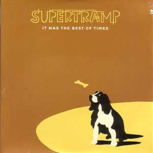 SUPERTRAMP - It Was The Best Of Times Promo Card Sleeve 4 Tracks