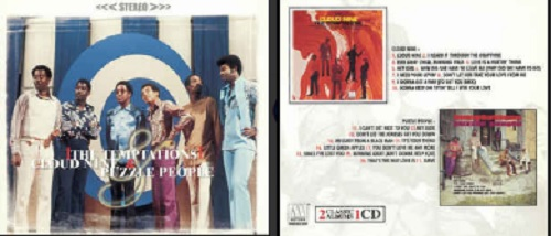 THE TEMPTATIONS - Psychedelic Soul - CD x 2