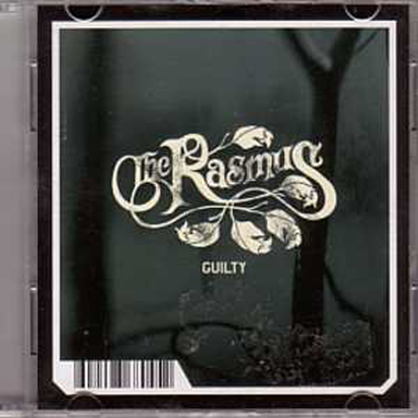 THE RASMUS - Guilty  'POCK iT!'  ltd ed 2-track 3'' - CD single