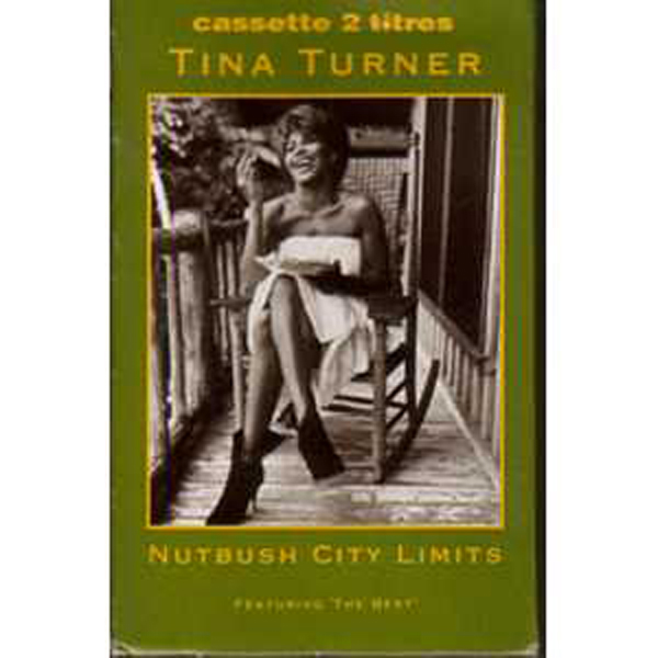 Tina TURNER - Nutbush City Limits - French Cassette Single 2 Tracks -