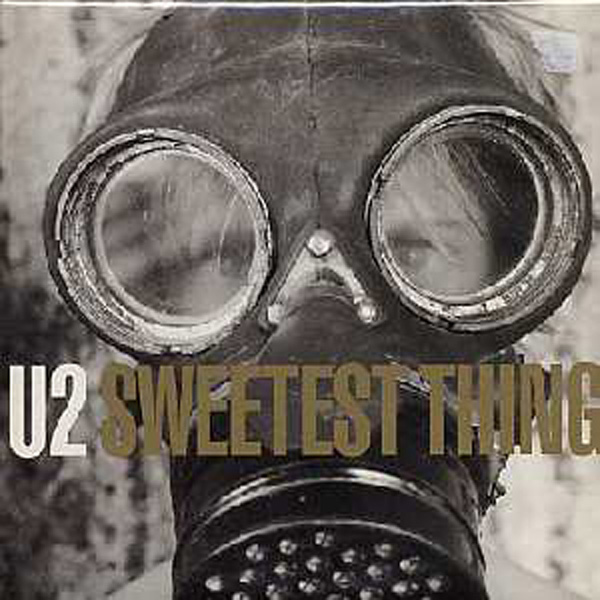 U2 - Sweetest Thing 2-track Card Sleeve