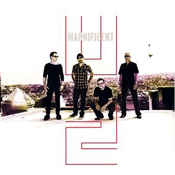 U2 - Magnificent 2-track Card Sleeve