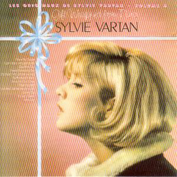 SYLVIE VARTAN - A gift wrapped from Paris les originaux de sylvie Vartan vol 4 Rare out of print - CD