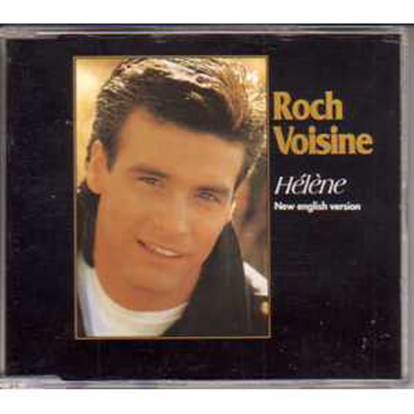 Roch VOISINE - Helene New English Version 3 Tracks Jewel Case
