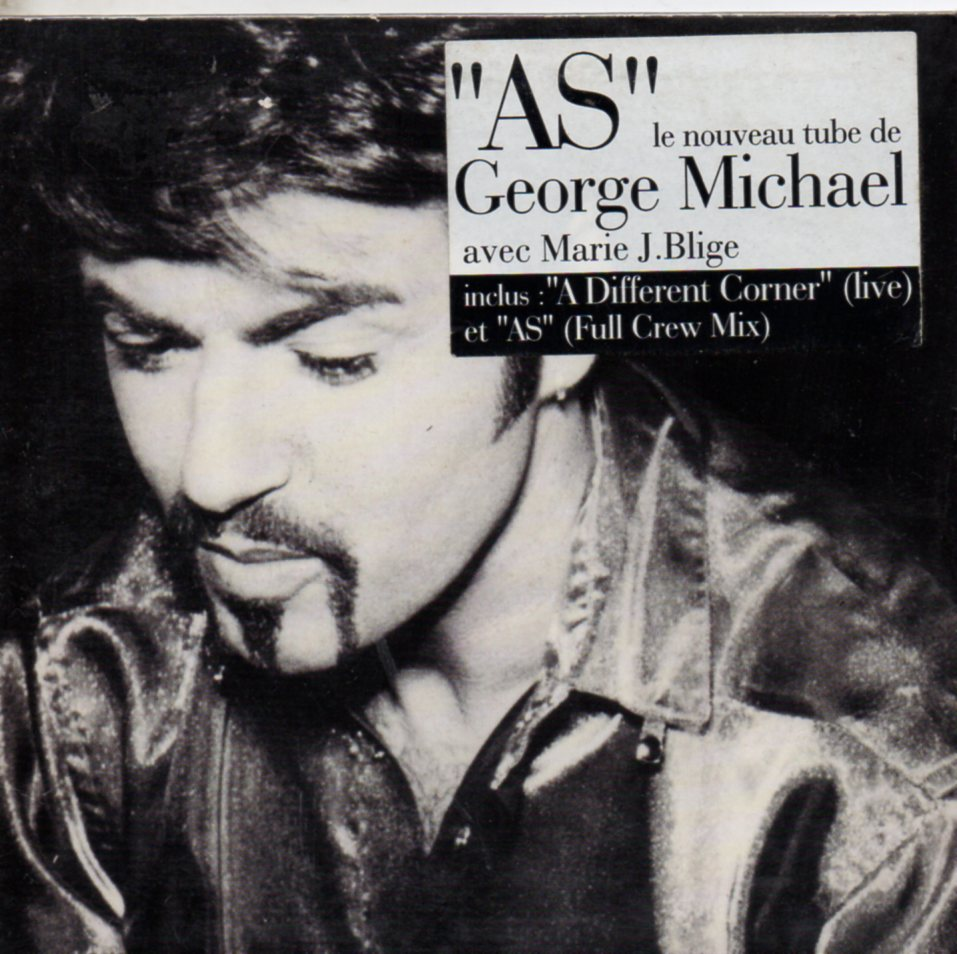 George MICHAEL &amp; Mary J. BLIGE - As 2-track Digipack