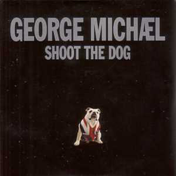 George MICHAEL - Shoot The Dog 4-track Jewel Case - Brazil -